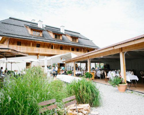 Garten Fischrestaurant